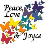 Peace, Love and Joyce