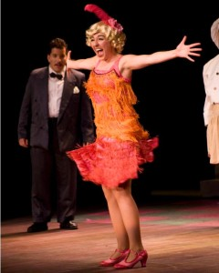 Angie in Drowsy Chaperone