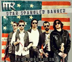 Madison Rising / Star Spangled Banner CD Cover
