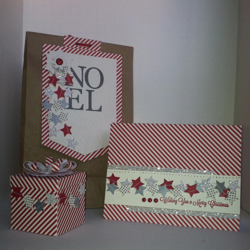 November 2013, Noel Paper Pumpkin Kit, 3 projects