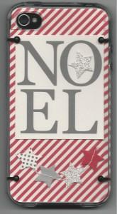 Nov 2013, Noel, Paper Pumkin, iPhone Case