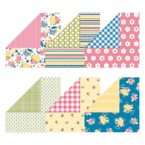 Gingham Garden Designer Series Paper Item #129310 / Price: $10.95
