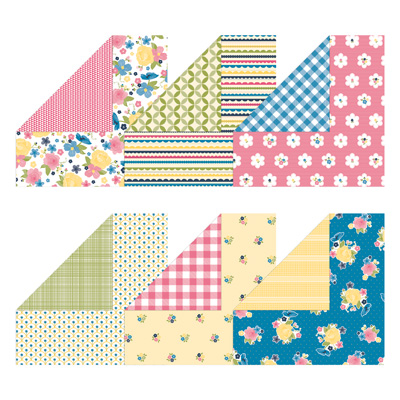 Gingham Garden Designer Series Paper Item #129310 / Price: $10.95
