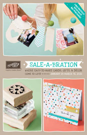 2014 Stampin' Up! Sale-a-Bration Catalog