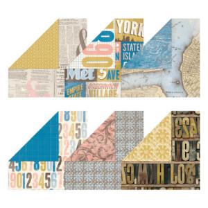 Soho Subway Designer Series Paper 130140