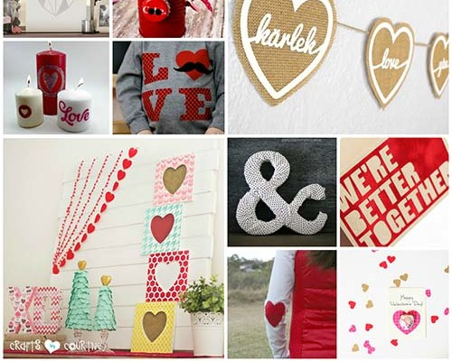 25 Valentine's Day Projects for your Silhouette