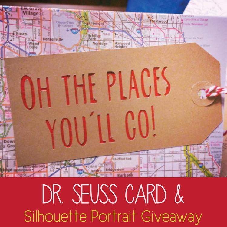 Dr. Seuss Card, Weekend Craft