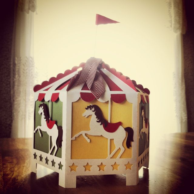 Silhouette Project #9, Carousel, sized for web