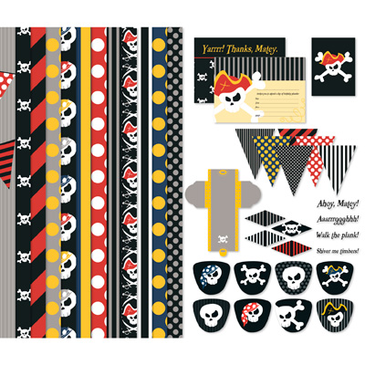Ahoy, Matey Digital Download, Stampin Up, Item 130078L