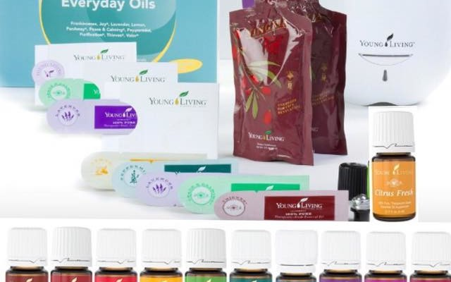 Young Living Premium Starter Kit, Member #1934177
