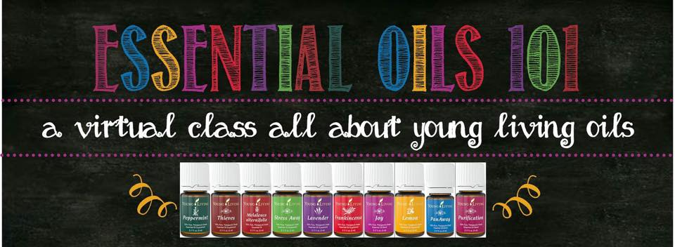 Young Living Essential Oils 101 for a Calmer, Happier, Healthier New Year!