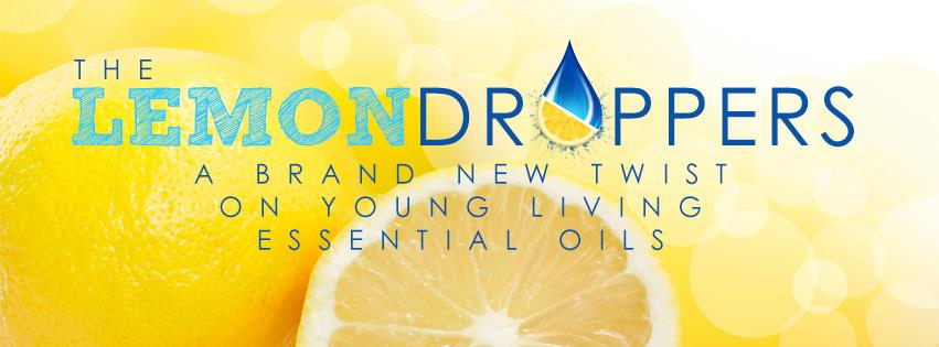 Lemon Droppers, Brand New Twist, Young Living Essential Oils