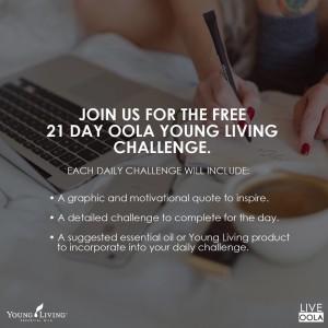 Oola 21 Day Challenge Banner