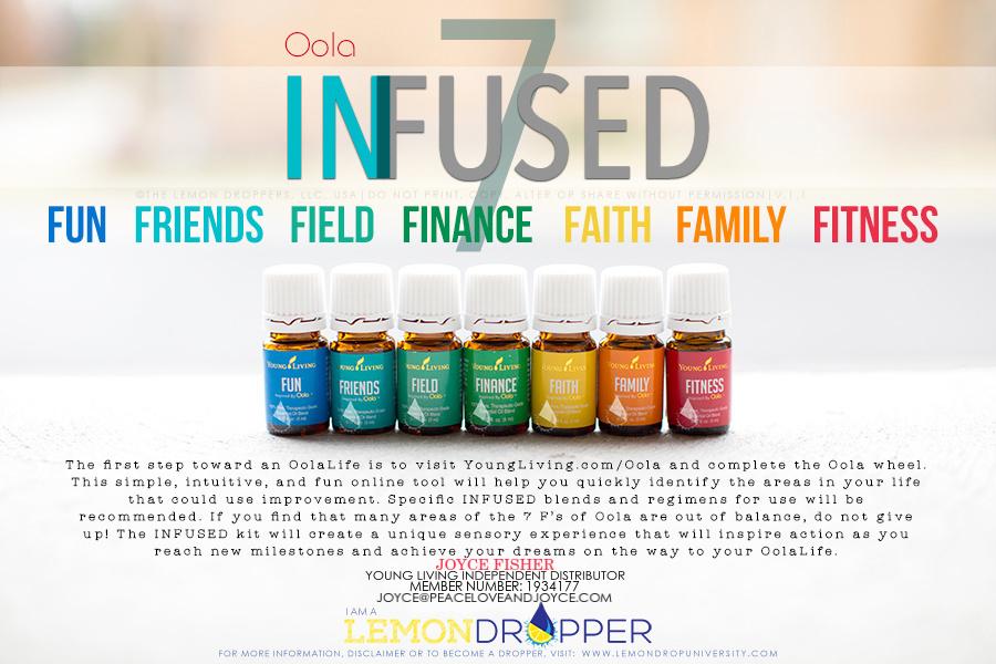 Oola Infused 7 oils