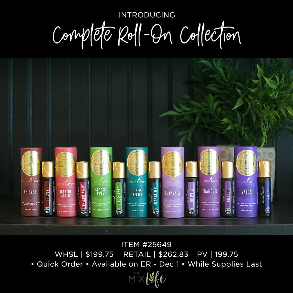 Introducing The Complete Roll On Collection On Sale